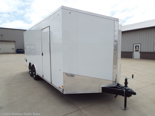 2022 Formula Triumph 8.5x20 Steel Enclosed Trailer available in Avon, MN