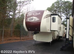 New 2018  Forest River Cedar Creek Hathaway Edition 36 CK2 by Forest River from Hayden's RV's in Richmond, VA