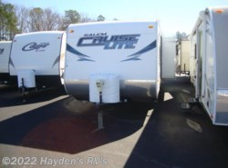 Used 2012  Forest River Salem Cruise Lite 281BH by Forest River from Hayden's RV's in Richmond, VA