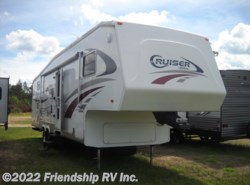 Used 2007  CrossRoads Cruiser 30QB by CrossRoads from Friendship RV Inc. in Friendship, WI
