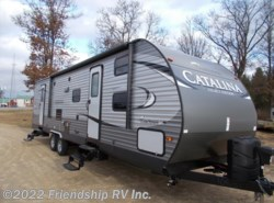 New 2017  Coachmen Catalina 343TBDSLE by Coachmen from Friendship RV Inc. in Friendship, WI