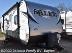 Used 2014  Forest River Salem 27DBUD