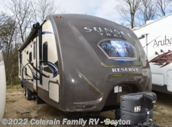 Used 2014  CrossRoads Sunset Trail Reserve 32BH by CrossRoads from Colerain RV of Dayton in Dayton, OH
