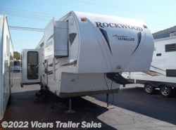 Used 2011  Forest River Rockwood Signature Ultra Lite 8265WS by Forest River from Vicars Trailer Sales in Taylor, MI