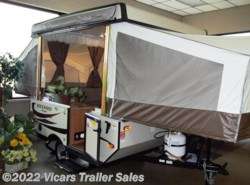 New 2017  Forest River Rockwood Freedom 1640LTD by Forest River from Vicars Trailer Sales in Taylor, MI