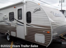 New 2017  Shasta Oasis 18BH by Shasta from Vicars Trailer Sales in Taylor, MI