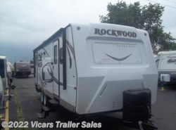 New 2017  Forest River Rockwood Ultra Lite 2604WS by Forest River from Vicars Trailer Sales in Taylor, MI