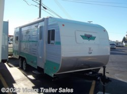 New 2017  Riverside RV White Water Retro 199FK by Riverside RV from Vicars Trailer Sales in Taylor, MI