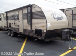New 2017  Forest River Grey Wolf 26DBH by Forest River from Vicars Trailer Sales in Taylor, MI