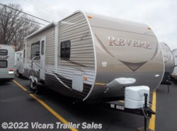 New 2017  Shasta Revere 29RK by Shasta from Vicars Trailer Sales in Taylor, MI