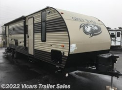 New 2017  Forest River Grey Wolf 29TE by Forest River from Vicars Trailer Sales in Taylor, MI