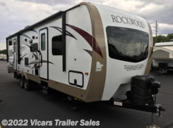 New 2018  Forest River Rockwood Signature Ultra Lite 8311WS by Forest River from Vicars Trailer Sales in Taylor, MI