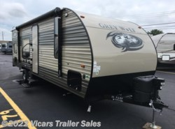 New 2018  Forest River Grey Wolf 26BH by Forest River from Vicars Trailer Sales in Taylor, MI