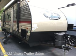 New 2018  Forest River Grey Wolf 26DBH by Forest River from Vicars Trailer Sales in Taylor, MI