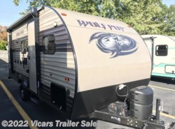 Used 2017  Forest River Wolf Pup 16BHS by Forest River from Vicars Trailer Sales in Taylor, MI