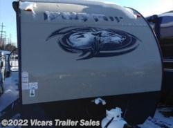 New 2018  Forest River Wolf Pup 16FQ by Forest River from Vicars Trailer Sales in Taylor, MI
