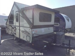 New 2018  Forest River Rockwood Hard Side A122BH by Forest River from Vicars Trailer Sales in Taylor, MI