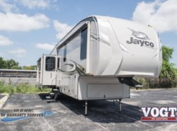 New 2018  Jayco Eagle Fifth Wheels 321RSTS by Jayco from Vogt Family Fun Center  in Fort Worth, TX