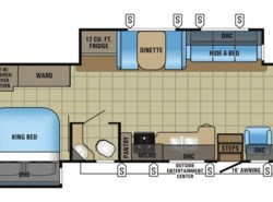 New 2018  Jayco Seneca 37RB by Jayco from Vogt Family Fun Center  in Fort Worth, TX