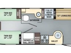 New 2018  Airstream Flying Cloud 25RB Twin by Airstream from Vogt Family Fun Center  in Fort Worth, TX