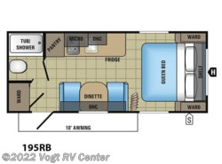 New 2018  Jayco Jay Flight SLX 195RB by Jayco from Vogt RV Center in Ft. Worth, TX