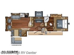 New 2018  Jayco Eagle HT Fifth Wheels 30.5MBOK by Jayco from Vogt RV Center in Ft. Worth, TX