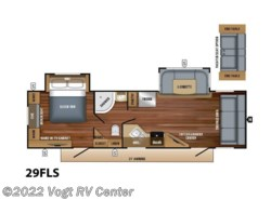 New 2018  Jayco White Hawk 29FLS by Jayco from Vogt RV Center in Ft. Worth, TX