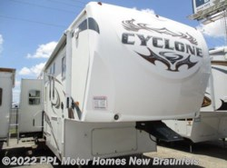 Used 2010  Heartland RV Cyclone 3950 by Heartland RV from PPL Motor Homes in New Braunfels, TX