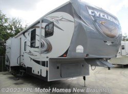 Used 2013  Heartland RV Cyclone 3712CK by Heartland RV from PPL Motor Homes in New Braunfels, TX