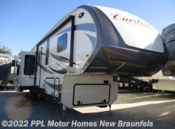 Used 2017  Forest River Cardinal 3950TZ by Forest River from PPL Motor Homes in New Braunfels, TX