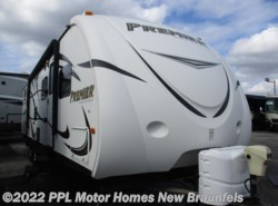 Used 2013 Keystone Bullet Premier Ultra Lite 31BHPR available in New Braunfels, Texas