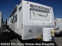 Used 2011  Forest River Rockwood 8317RKSS by Forest River from PPL Motor Homes in New Braunfels, TX