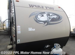Used 2016  Forest River Cherokee Wolf Pup 13CJ by Forest River from PPL Motor Homes in New Braunfels, TX