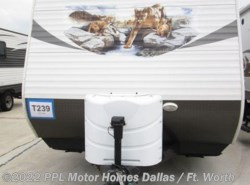 Used 2013  Palomino Puma 23FB by Palomino from PPL Motor Homes in Cleburne, TX