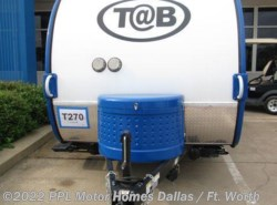 Used 2015  Little Guy  Tab MAX S by Little Guy from PPL Motor Homes in Cleburne, TX