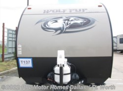 Used 2016  Forest River Wolf Pup 17RP by Forest River from PPL Motor Homes in Cleburne, TX