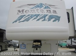 Used 2004  Keystone Montana 3670RL by Keystone from PPL Motor Homes in Cleburne, TX