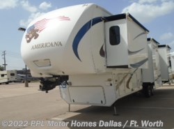 Used 2010  Dutchmen  Americana 38RL by Dutchmen from PPL Motor Homes in Cleburne, TX