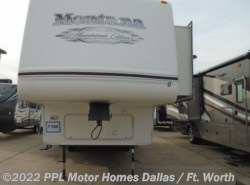Used 2006 Keystone Montana Mountaineer 329RLT available in Cleburne, Texas