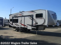 New 2019 Forest River Shockwave F28FW GDX available in Salem, Oregon