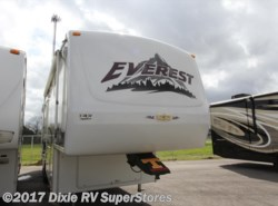 Used 2007  Keystone Everest 295T by Keystone from Dixie RV SuperStores in Breaux Bridge, LA