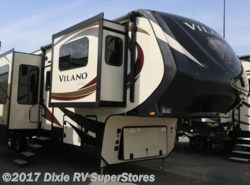 New 2017  Vanleigh Vilano 375FL by Vanleigh from Dixie RV SuperStores in Breaux Bridge, LA