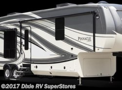 New 2017  Jayco Pinnacle 38FLSA by Jayco from Dixie RV SuperStores in Breaux Bridge, LA