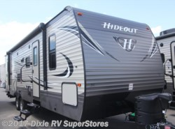New 2018  Keystone Hideout 28BHS by Keystone from Dixie RV SuperStores in Breaux Bridge, LA