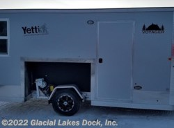 New 2017  Yetti Voyager 8' x 16' V Front by Yetti from Glacial Lakes Dock, Inc.  in Starbuck, MN