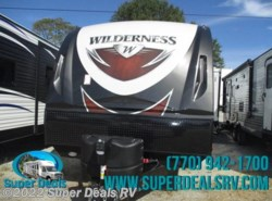 New 2017  Heartland RV Wilderness  by Heartland RV from Super Deals RV in Temple, GA