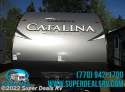 New 2017  Coachmen Catalina Legacy by Coachmen from Super Deals RV in Temple, GA