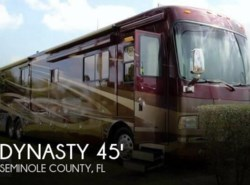 Used 2008 Monaco RV Dynasty Yorkshire IV Ralph Lauren II Edition available in Sanford, Florida
