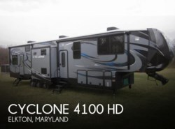 Used 2015  Heartland RV Cyclone 4100 HD by Heartland RV from POP RVs in Sarasota, FL