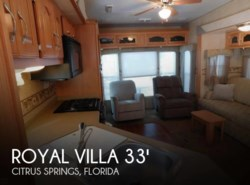 Used 2007  King of the Road Royal Villa M-33 RLTS by King of the Road from POP RVs in Sarasota, FL